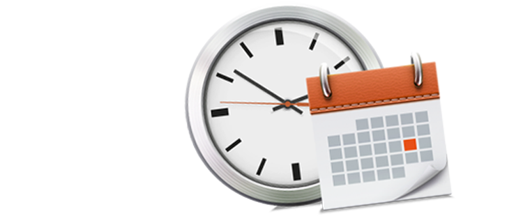 Horarios & Calendario