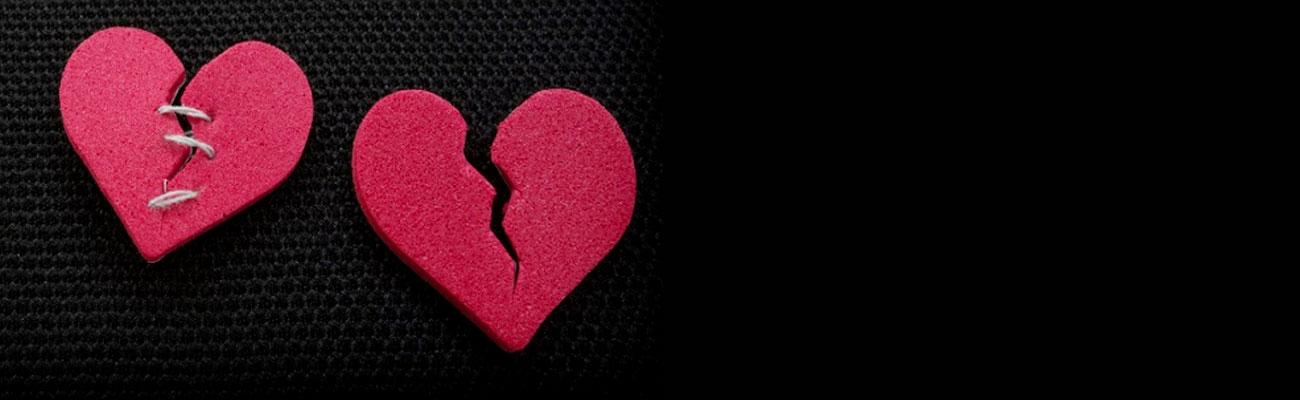 Rupturas o desengaños amorosos